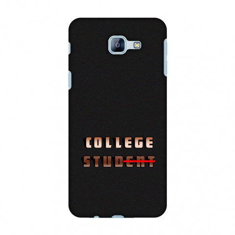 College Stud Slim Hard Shell Case For Samsung Galaxy A8 2016