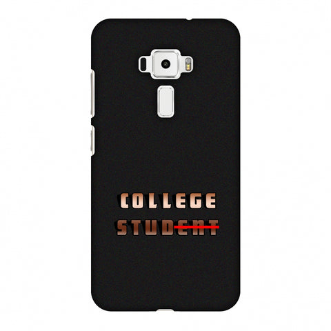 College Stud Slim Hard Shell Case For Asus Zenfone 3 ZE520KL