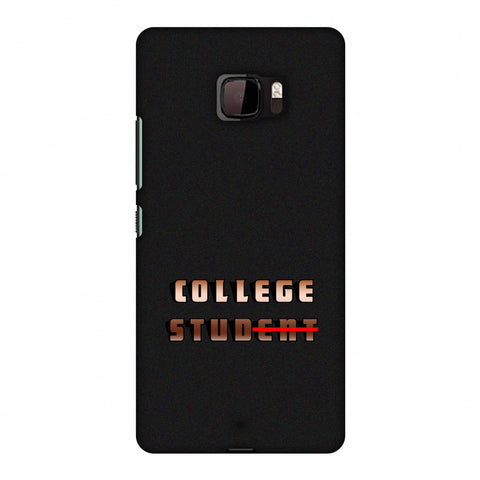 College Stud Slim Hard Shell Case For HTC U Ultra