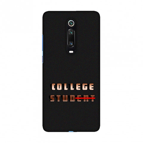 College Stud Slim Hard Shell Case For Redmi K20/K20 Pro