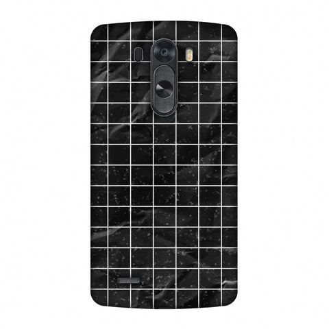 Mathematics Graph Book Slim Hard Shell Case For LG G4