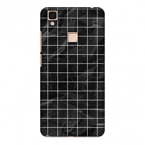 Mathematics Graph Book Slim Hard Shell Case For Vivo V3 Max