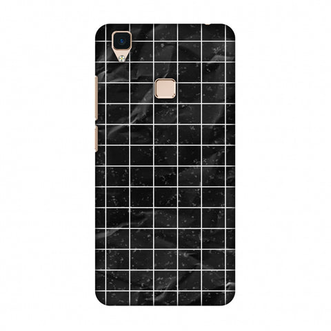 Mathematics Graph Book Slim Hard Shell Case For Vivo V3
