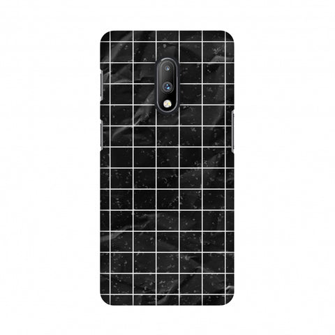 Mathematics Graph Book Slim Hard Shell Case For OnePlus 7
