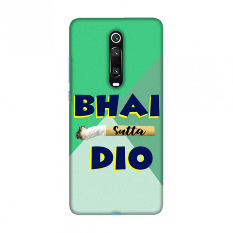 Bhai Sutta Dio Slim Hard Shell Case For Redmi K20/K20 Pro
