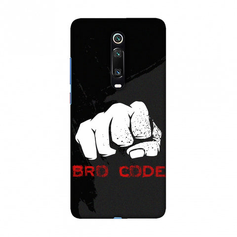 Bro Code Slim Hard Shell Case For Redmi K20/K20 Pro