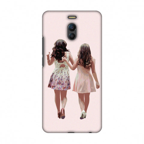 Chick Love Slim Hard Shell Case For Meizu Note 6