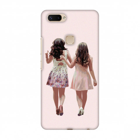 Chick Love Slim Hard Shell Case For Vivo X20 Plus