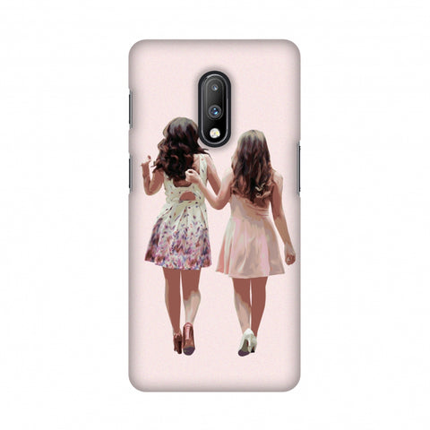 Chick Love Slim Hard Shell Case For OnePlus 7