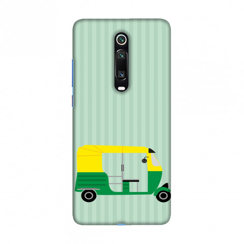 Auto Rikshaw Slim Hard Shell Case For Redmi K20/K20 Pro