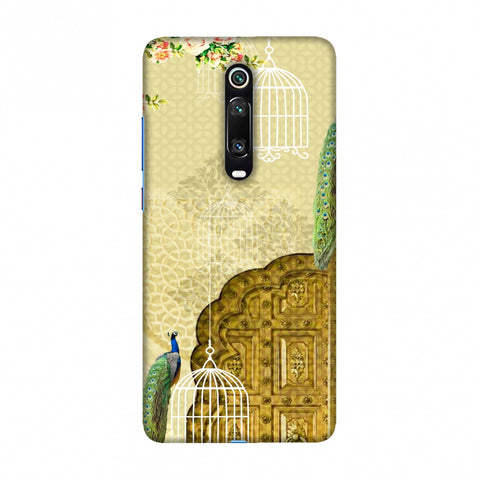 Dazzling Plumage Slim Hard Shell Case For Redmi K20/K20 Pro