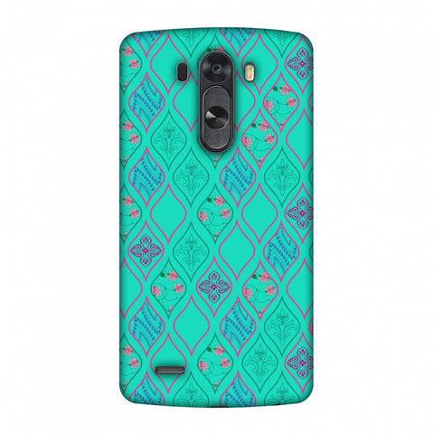 Eden Garden Slim Hard Shell Case For LG G4