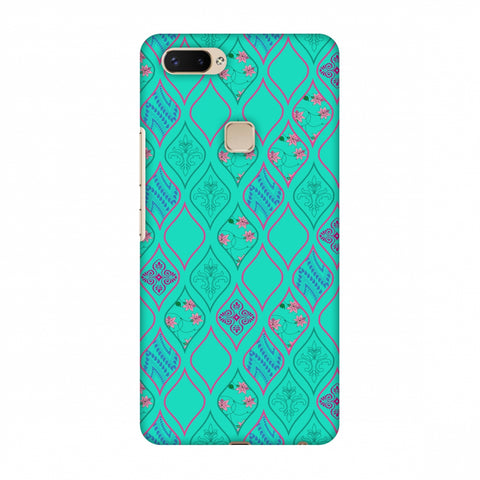 Eden Garden Slim Hard Shell Case For Vivo X20 Plus
