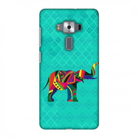 Elephant Parade Slim Hard Shell Case For Asus Zenfone 3 Deluxe ZS570KL