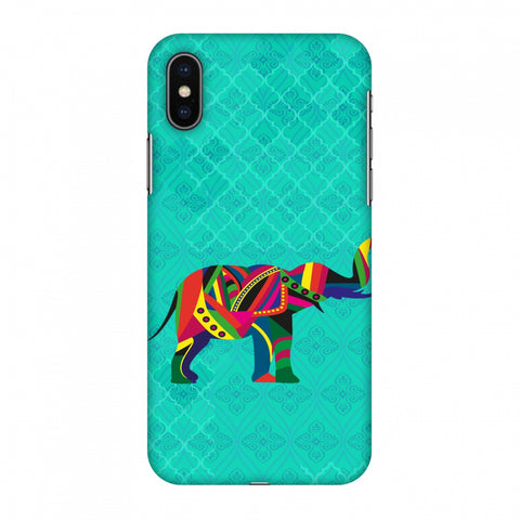Elephant Parade Slim Hard Shell Case For Apple iPhone X