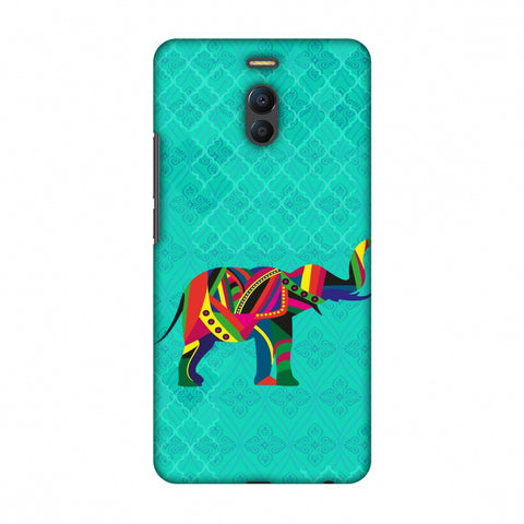 Elephant Parade Slim Hard Shell Case For Meizu Note 6