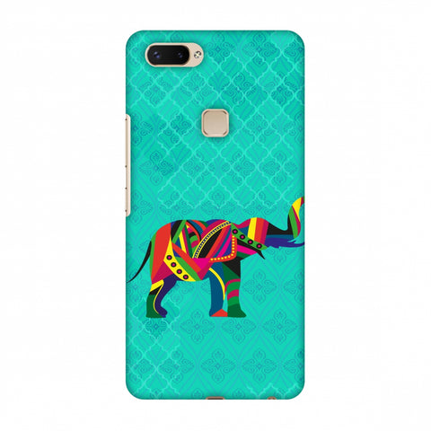 Elephant Parade Slim Hard Shell Case For Vivo X20 Plus