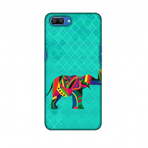 Elephant Parade Slim Hard Shell Case For Oppo Realme C1