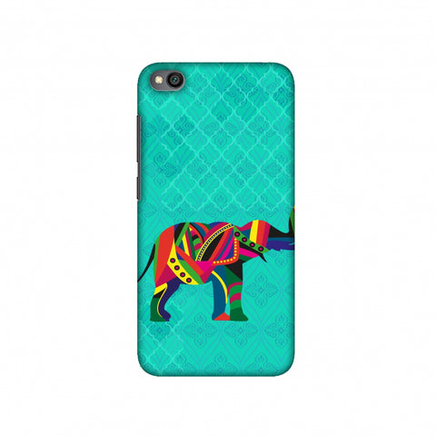 Elephant Parade Slim Hard Shell Case For Redmi Go