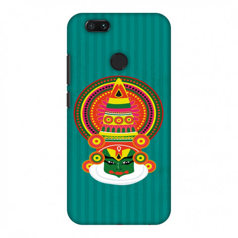 Kathakali Slim Hard Shell Case For Xiaomi MI A1-5X