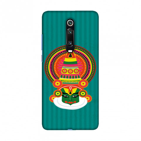 Kathakali Slim Hard Shell Case For Redmi K20/K20 Pro