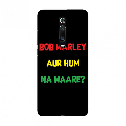 Bob Marley Slim Hard Shell Case For Redmi K20/K20 Pro