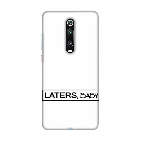 LATERS, BABY Slim Hard Shell Case For Redmi K20/K20 Pro