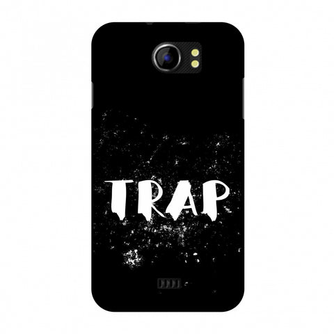 Trap Slim Hard Shell Case For Micromax Canvas 2 A110