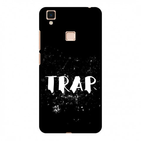 Trap Slim Hard Shell Case For Vivo V3 Max