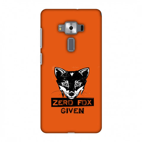 Zero Fox Given Slim Hard Shell Case For Asus Zenfone 3 Deluxe ZS570KL