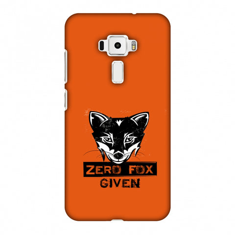 Zero Fox Given Slim Hard Shell Case For Asus Zenfone 3 ZE520KL