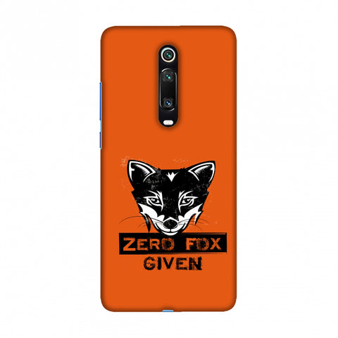 Zero Fox Given Slim Hard Shell Case For Redmi K20/K20 Pro
