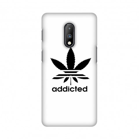 Addicted Slim Hard Shell Case For OnePlus 7