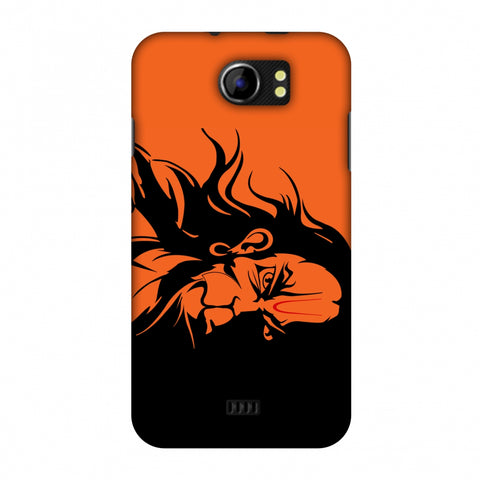 Hanuman Slim Hard Shell Case For Micromax Canvas 2 A110