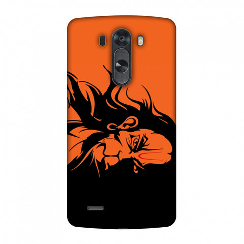 Hanuman Slim Hard Shell Case For LG G4