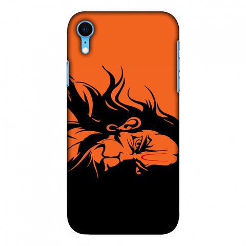 Hanuman Slim Hard Shell Case For iPhone Xr