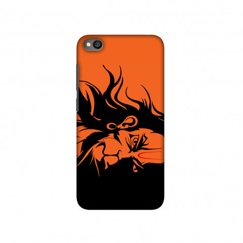 Hanuman Slim Hard Shell Case For Redmi Go
