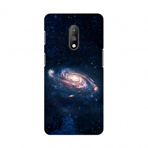 Andromeda Galaxy Slim Hard Shell Case For OnePlus 7