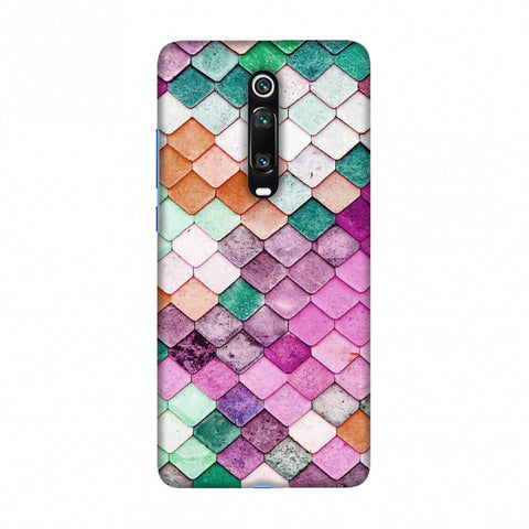 Diamond Lattice Slim Hard Shell Case For Redmi K20/K20 Pro