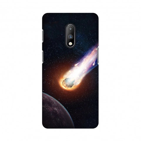 Shooting Star Slim Hard Shell Case For OnePlus 7