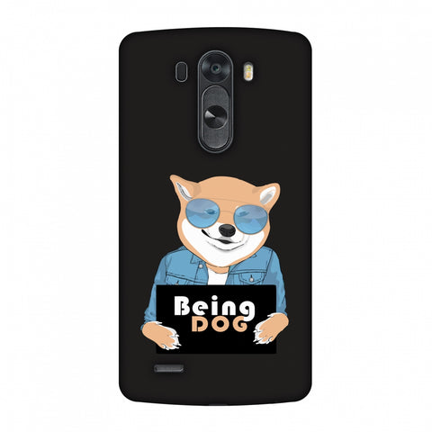 Being DOG Slim Hard Shell Case For LG G4