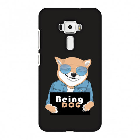 Being DOG Slim Hard Shell Case For Asus Zenfone 3 ZE520KL