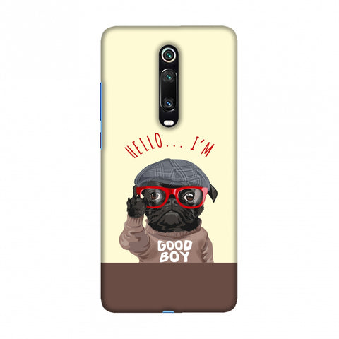 Dog - GOOD BOY Slim Hard Shell Case For Redmi K20/K20 Pro
