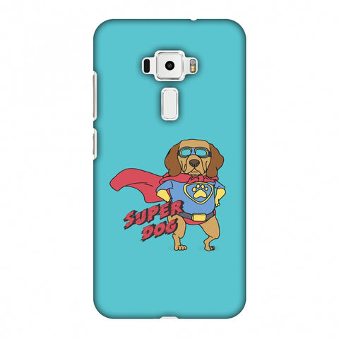 SUPER DOG Slim Hard Shell Case For Asus Zenfone 3 ZE520KL