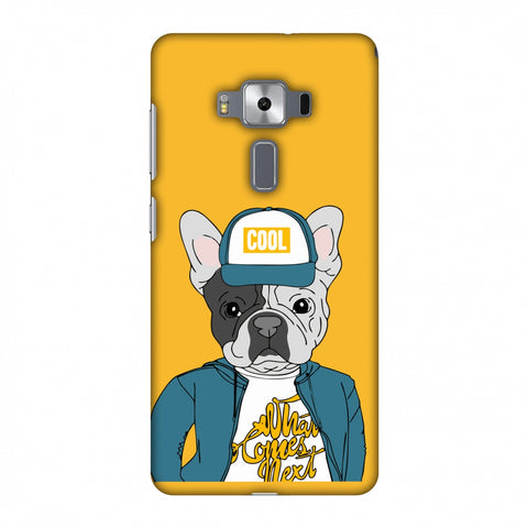 Dog - COOL Slim Hard Shell Case For Asus Zenfone 3 Deluxe ZS570KL