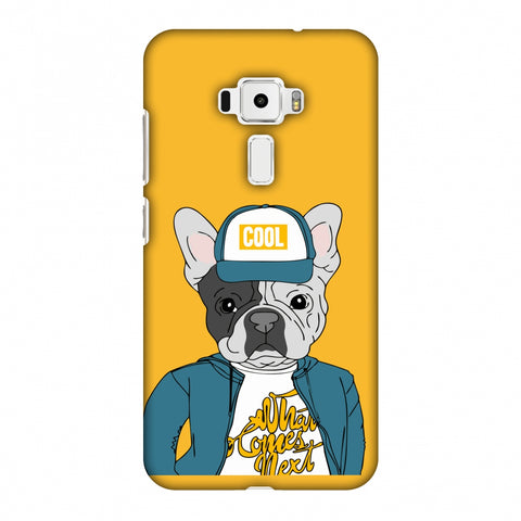 Dog - COOL Slim Hard Shell Case For Asus Zenfone 3 ZE520KL