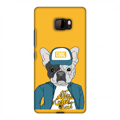 Dog - COOL Slim Hard Shell Case For HTC U Ultra