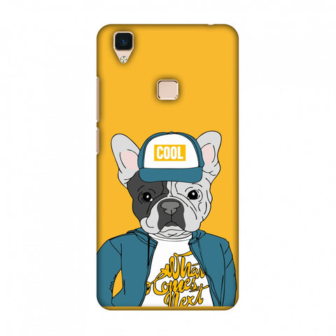 Dog - COOL Slim Hard Shell Case For Vivo V3