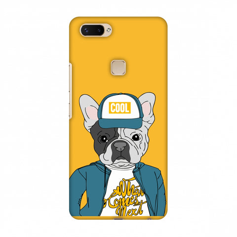Dog - COOL Slim Hard Shell Case For Vivo X20 Plus