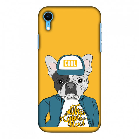 Dog - COOL Slim Hard Shell Case For iPhone Xr